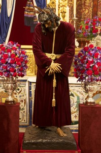 Besamanos Jesus 2008