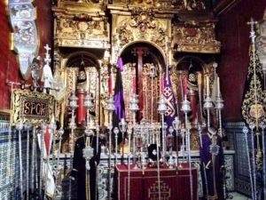 Altar de Insignias 2014
