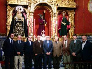 Visita Pte CCHH Sevilla 1ª