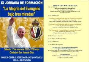 IX JORNADA DE FORMACION