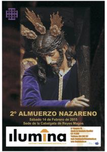 Almuerzo Nazareno 2015