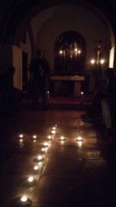 Retiro cuaresmal. Via-Crucis San Roque II